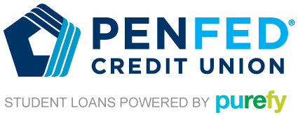 PenFed student loans powered by Purefy