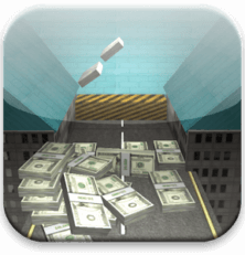 Money Machine mobile app