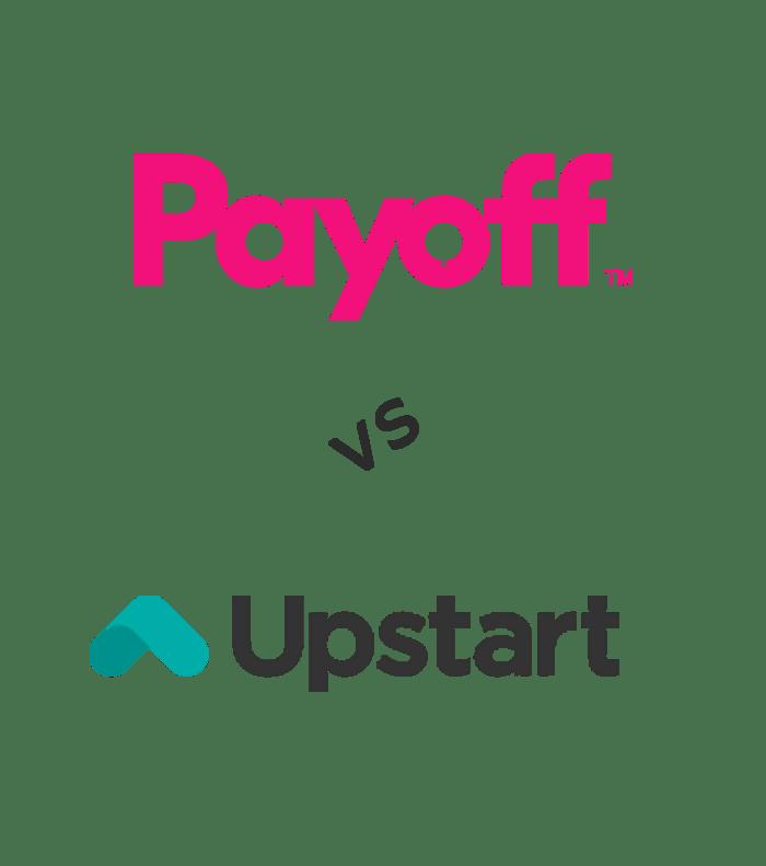payoff vs upstart