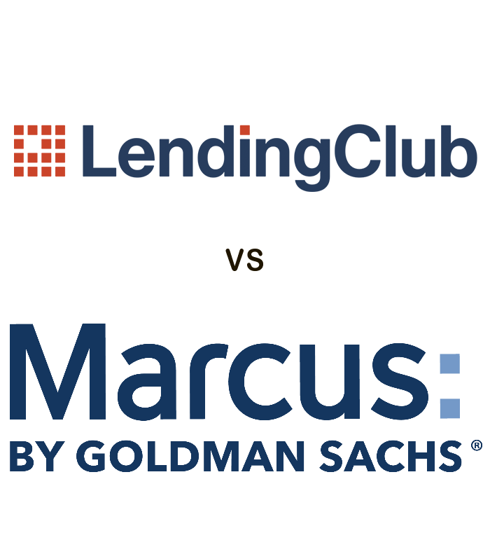 Lending club vs Marcus by Goldman Sachs
