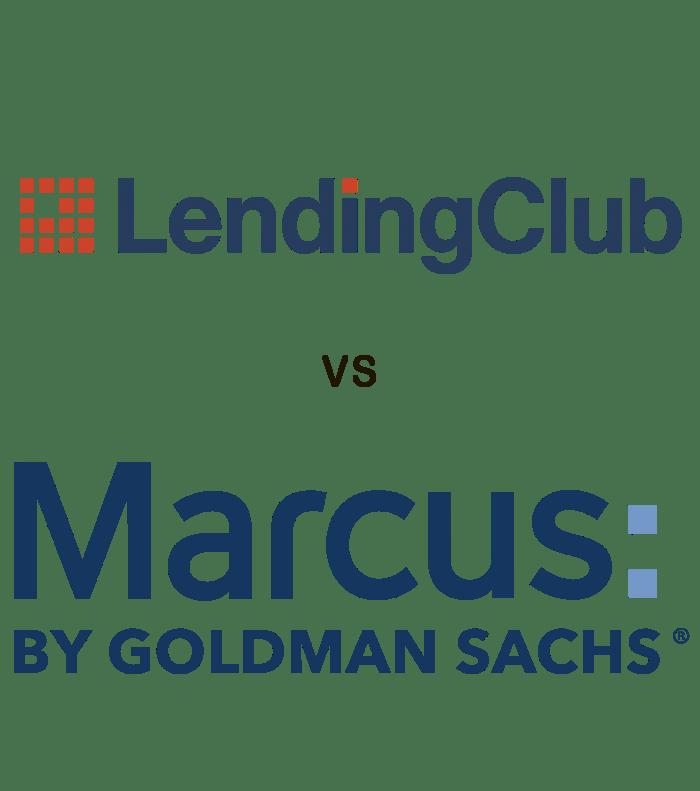 Lending club vs Marcus by Goldman Sachs