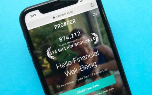 Prosper Personal Loans Review 2019