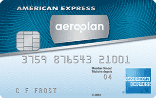 Aeroplan Plus Card