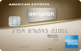 AeroplanPlus Gold Card