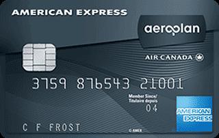 AeroplanPlus Reserve Card