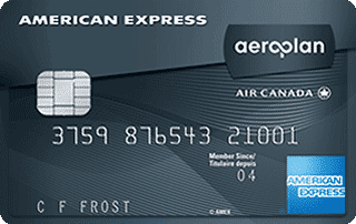 American Express AeroplanPlus Reserve Card