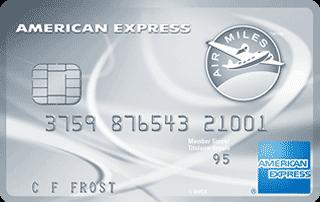 American Express® AIR MILES®* Platinum Card