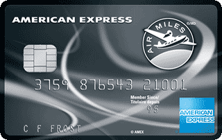 American Express® AIR MILES®* Reserve Credit Card