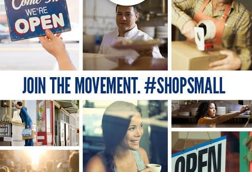 American Express Canada Shop Small Campaign
