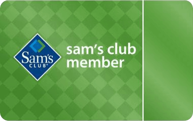 sam's club store card
