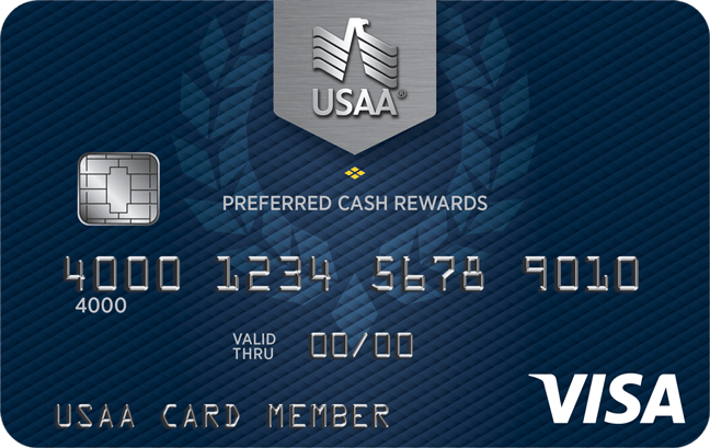 Preferred Cash Rewards Visa Signature