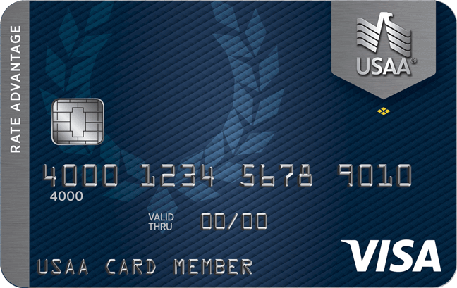 USAA Rate Advantage Visa Platinum® Card Review