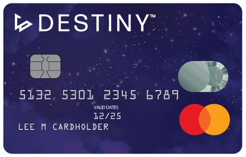 Destiny Mastercard Review