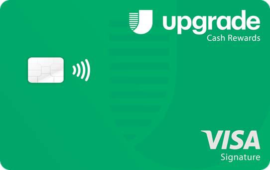 Upgrade Visa Card Review