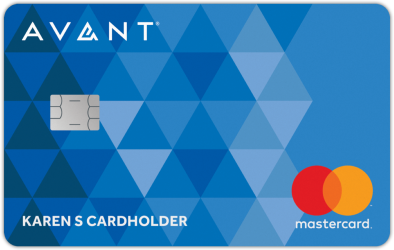 Avant Credit Card Review